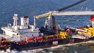 Seaway Heavy Lifting nets transportation and installation contract for the Sandbank substation