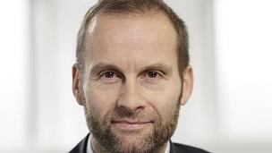 Richard Smith, Sepura CFO