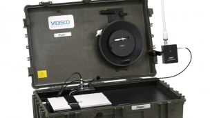 Starting today, X-ray operators using Vidisco's systems will be able to conduct scans quickly and easily from up to a mile away with the simple click of a button.