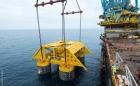 Åsgard subsea installation - Photo Øyvind Hagen - Equinor