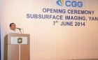 CGG opens Myanmar subsurface imaging centre