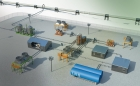Managing economies of scale - micro LNG plants