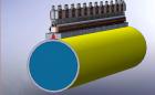 Laser Based Hydrate Remediation Technology