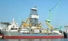 Ultra-Deepwater drillship Scirocco