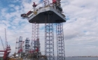 UK offshore drilling company delivers new jack-up rig
