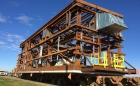 Fluor Corporation has fabricated and shipped all 358 modules