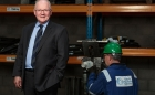 Martin Kilmurry at Glacier Energy Services' base at Peterseat, Altens, Aberdeen