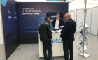 Tieto stand at Future Oil & Gas 2019