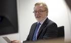 ITF CEO, Dr Patrick O'Brien