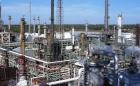 Iranian petrochemical plant