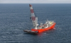Austrian offshore crane to service vessel in Mexican waters