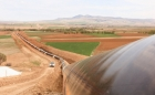 Major gas pipeline opens in Turkey
