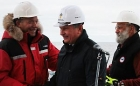 Rosneft and ExxonMobil spud Arctic well in the Kara Sea