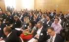 Full house and lively discusssion on market consolidation and M&A at Future Oil & Gas