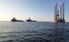 Drilling rig arrives at Gazprom Neft's Dolginskoye field