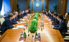 Meeting between Gazprom and PetroVietnam