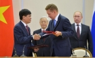 Gazprom and PetroVietnam ink Russia onshore natural gas collaboration framework