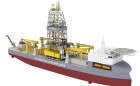 ABS has awarded approval in principle (AIP) for Hyundai Heavy Industries' next-generation HD12000 heavy duty, wide beam drillship design