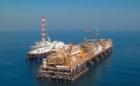The Umm Lulu Oil Field offshore Abu Dhabi