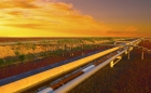 China starts consuming Central Asia-China pipeline Line C natural gas