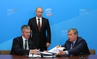 Rosneft signs contracts to develop projects across Russia, Asia, the Middle East and Latin America at St Petersberg event