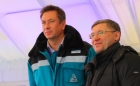The first foundations have been laid at ZapSibNeftekhim, a facility for deep hydrocarbon to polyolefin processing in the Tyumen Region; Sibur's biggest ever investment project