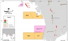 Woodside Petroleum has signed production sharing contracts (PSCs) for offshore blocks AD-2, AD-5, A-4 and A-7, awarded to Woodside in the 2013 Myanmar Offshore Bid Round