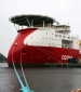UK construction vessel to perform subsea works for Petrobras