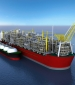 FLNG heaves into view
