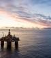 The Snorre A platform in the North Sea. (Photo: Bo B Randulff - Even Kleppa / Equinor ASA)