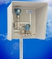 Intertec has launched a large cube-shaped sunshade for process instrumentation that provides plant engineers with a highly cost-effective means of shielding equipment such as electronic monitoring systems, explosion-proof junction boxes or analyser installations from solar radiation