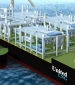 A mock image of the United LNG project