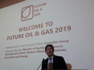 Alexander Burnett MSP, Shadow Minister for Business, Innovation and Energy