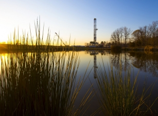 Shale drilling activity in the US dropped