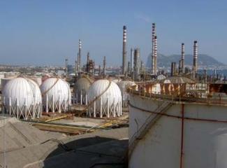 The CEPSA Gibraltar-San Roque refinery