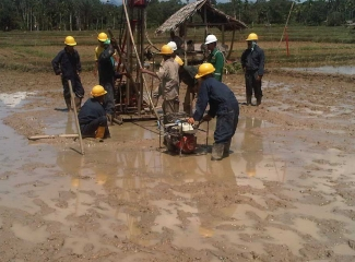 Lion Energy will join forces with conventional PSC holders Bukit Energy and New Zealand Oil & Gas to jointly explore an area within the prolific North Sumatra Basin of Indonesia