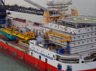 Chevron signs up Solstad vessel for 2015 Gulf of Thailand installation campaign