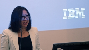 Janet White, UK & Ireland Oil and Gas Industry Leader at IBM
