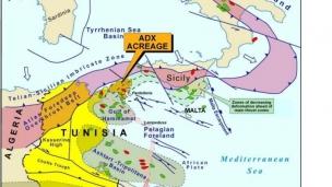ADX receives exploration extension offshore Tunisia