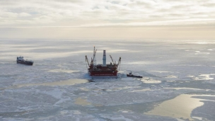 Sovcomflot providing icebreaking standby vessels for Sakhalin Energy