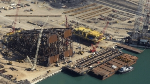 McDermott completes Ayatsil-B drilling platform for Pemex's offshore play