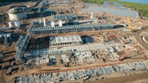 BG Group starts commercial operations from QCLNG Train 2 in Australia