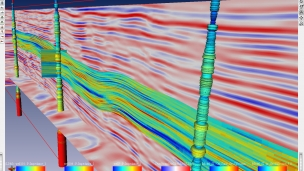 GeoSI stochastic inversion can provide seismic resolution close to well log resolution