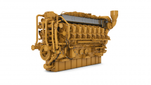 Cat's G3616 engine