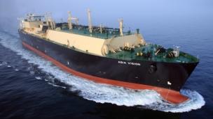 Chevron Asia Vision