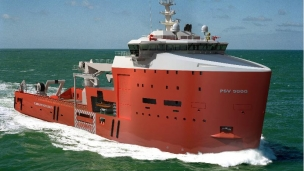 Damen PSV 5000s to support offshore Brazil