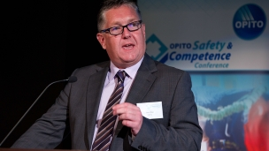 OPITO group chief executive officer, David Doig.