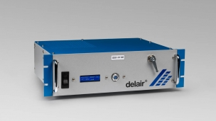 Delair air and gas drying systems