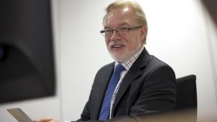 Dr Patrick O'Brien, CEO of ITF