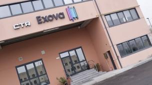 Exovas 2,500 sq m facility in Padova